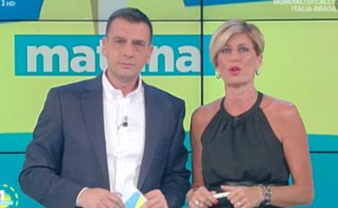 Coronavirus Roberto Poletti Non Lascia Milano Clamoroso In Rai Unomattina Si Sdoppia Libero Quotidiano