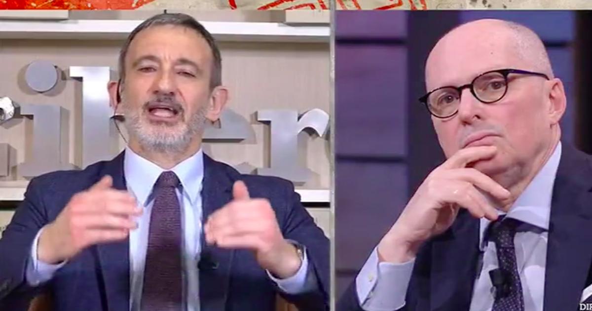 Coronavirus, Zingaretti positif, Senaldi: «Il a dit de courir pour embrasser un Chinois»
