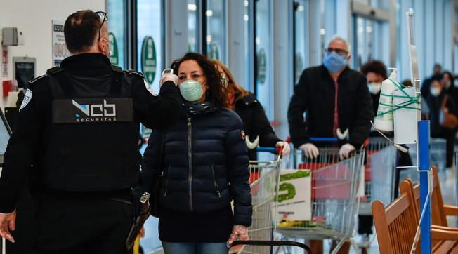 Timore per gli assalti ai supermercati, per voi sono un rischio concreto?