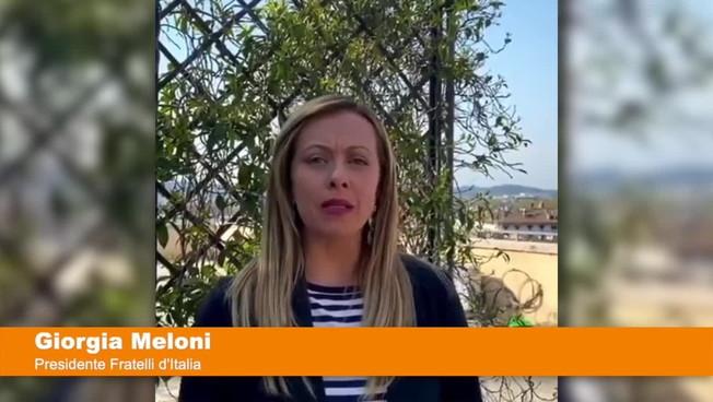 Migranti, Meloni 'Germania vuole sbarcare clandestini in Italia'