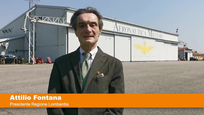 Fontana 'Conclusa distribuzione 3,5 mln mascherine'