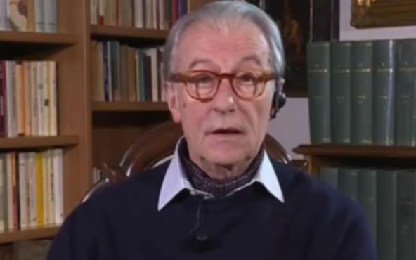 """Vittorio Feltri: """"Sarà più facile uscire dal virus che liberarsi dell'Europa"""""""