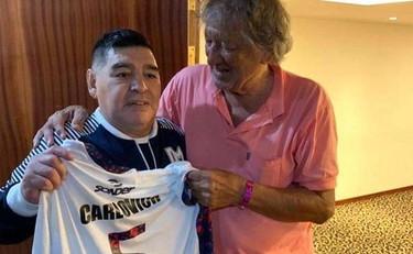 """Argentina, è morto Tomas """"El Trinche"""" Carlovich, idolo di Diego ..."""