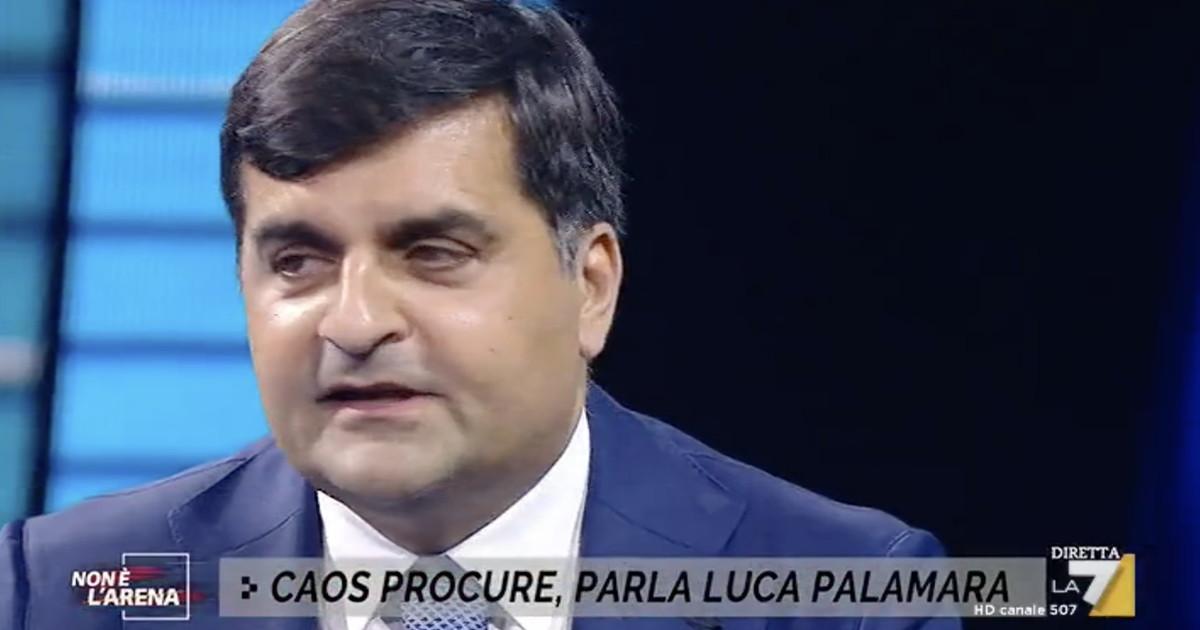"""Luca Palamara a Non è l'Arena, le chat su Salvini: """"Magistratura ..."""