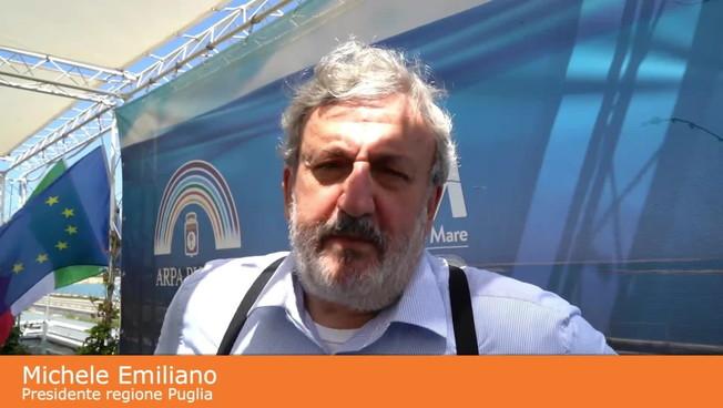 Il mare della Puglia di qualità eccellente, Arpa presenta i risultati