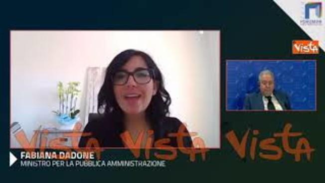 Fabiana Dadone e la Pubblica amministrazione: 'Durante il lockdown una sburocratizzazione effettiva'
