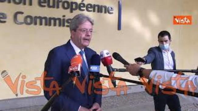 'Approvare subito il Recovery Fund', Gentiloni, allarme rosso: in Europa crisi fuori controllo