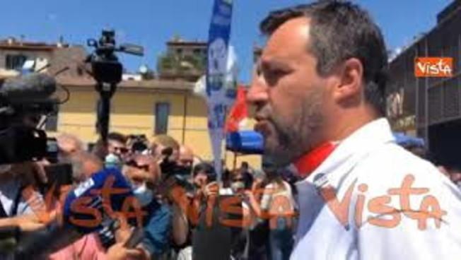 'Ennesima bufala': dl semplificazioni, Salvini smonta Conte
