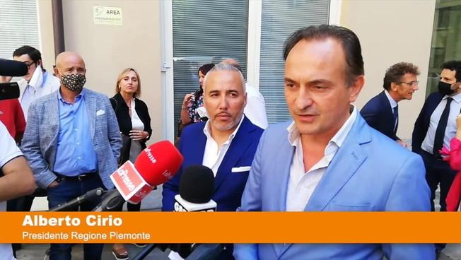 Turismo, Cirio 'Piemonte terra sicura, campagna da 1,2 mln'