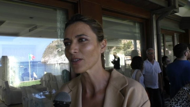 Anna Foglietta madrina della Mostra del cinema di Venezia
