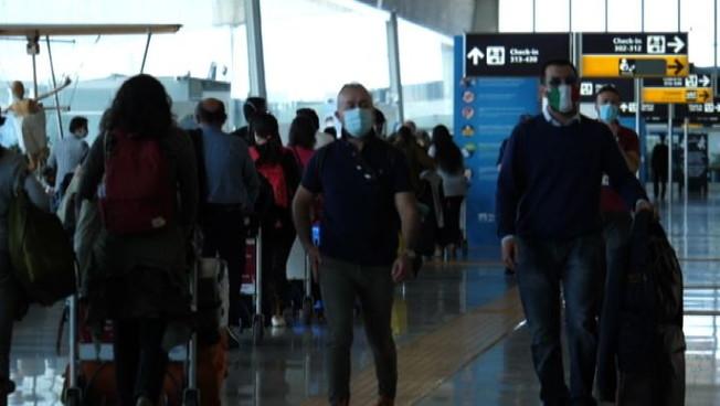 Covid-19, 193 nuovi casi. Rimpatriati passeggeri dal Bangladesh