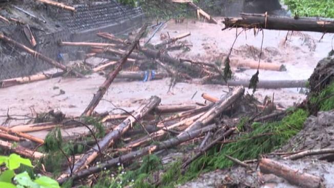 Piogge torrenziali in Giappone: 60 morti, paesi isolati