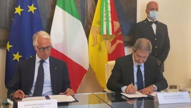In Sicilia nuovo impulso a investimenti sugli impianti sportivi