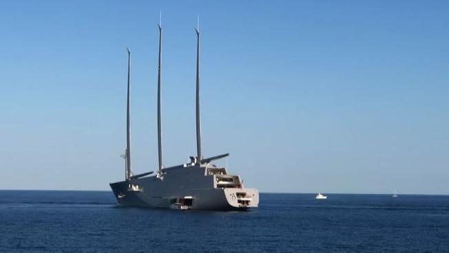 Guarda che yacht, tornano i magnati russi nel Mediterraneo