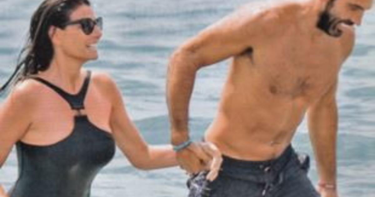 Proprio come Seredova ... Le voci su Ilaria D'Amico e Buffon: il matrimonio rinviato, ha deciso Gigi