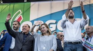 Se continuano così, il fattore D. vince il suicidio politico e le fonti segrete: Salvini, Silvio e Meloni