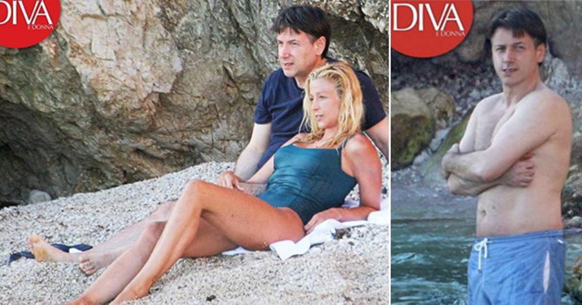 Una farsa su commissione? Strategie politiche: il dubbio sulle foto di Conte e Olivia al Circeo, premier da ridere?