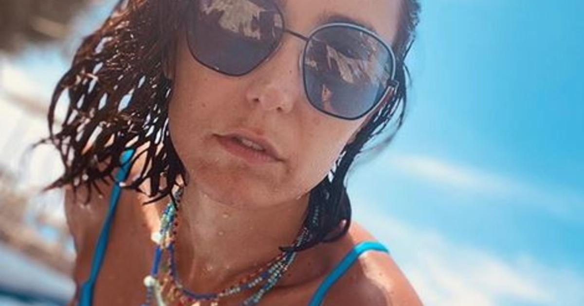 Caterina Balivo Instagram finalmente in bikini,