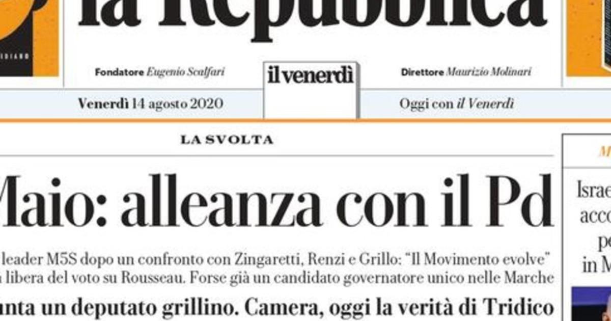 Cosa non c'è in prima pagina. Feltri svela la vergogna di Repubblica e Corriere, i giornaloni complici del governo