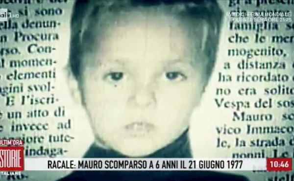 """Mauro Romano, il bimbo sparito a Racale nel 1977: """"Rapito e venduto all'estero, oggi è vivo ed è un manager di successo"""""""