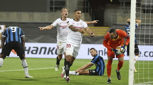 Inter, Europa League amara: il Siviglia vince 3-2.  Cosa sta facendo Conte adesso?