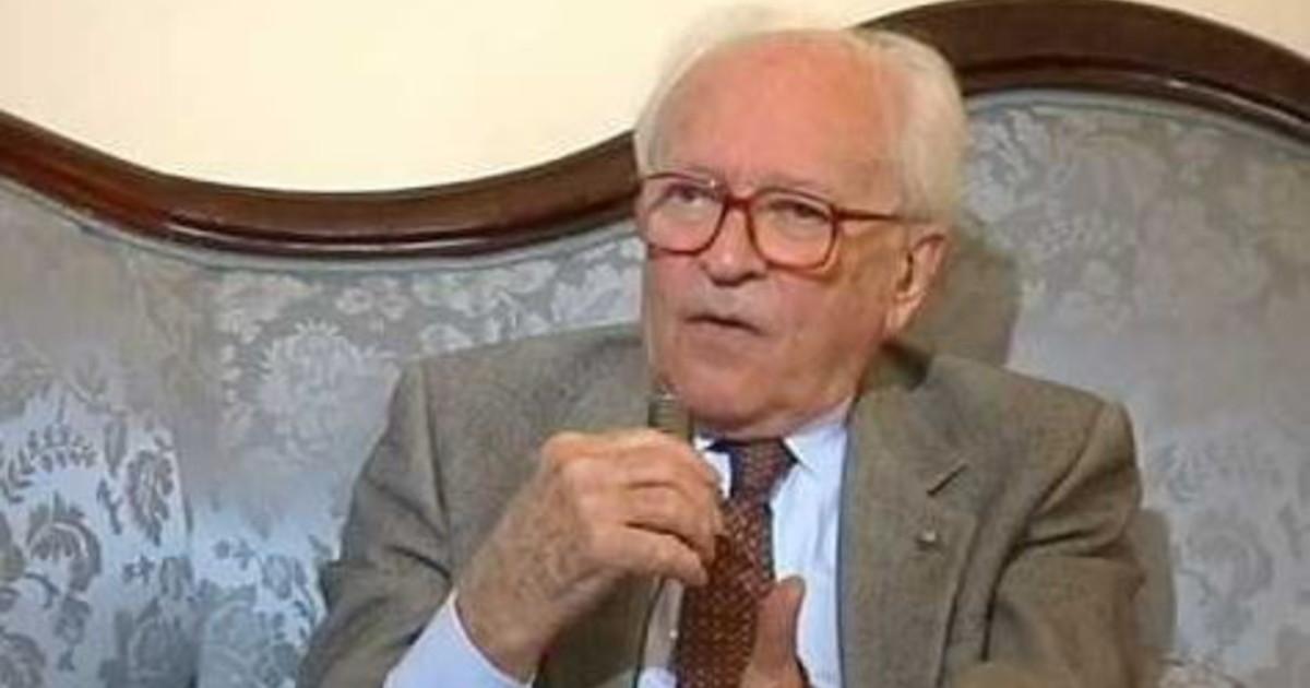 Arrigo Levi, muore a 94 anni il grande giornalista: ha diretto la Stampa ed è stato consigliere di Ciampi e Napolitano thumbnail