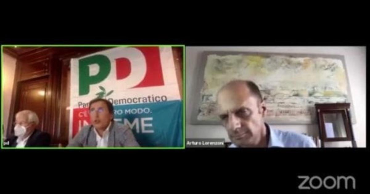 Veneto, malore in diretta Facebook per il candidato del centrosinistra positivo al Covid thumbnail