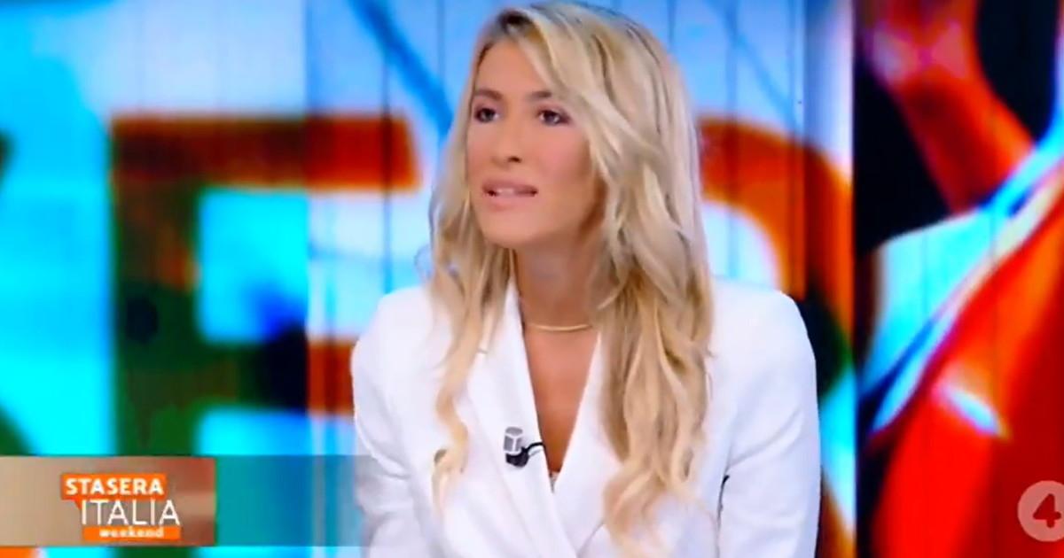 Annalisa Chirico, la giornalista critica il premier Conte ...