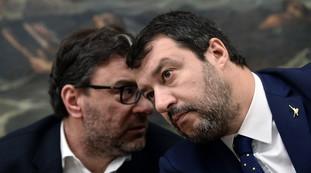 Tessera europea per Palazzo Chigi. Il metodo Giorgetti, è una svolta clamorosa: Salvini premier, ora niente più ostacoli