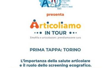 Salute Parte Da Torino Articoliamo Tour Per Benessere Articolare In Emofilia Libero Quotidiano