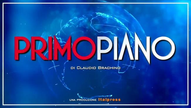 'Primo Piano' - Brachino intervista il viceministro dei trasporti Giancarlo Cancelleri