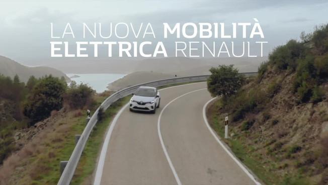 Fontana Giusti (Renault) 'Verso una mobilità sempre più green'