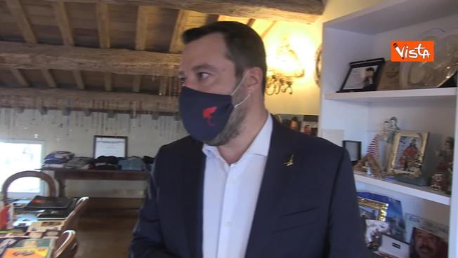 'Non sono geloso della Ferragni, ma quei 40 secondi...': Salvini ancora contro Conte