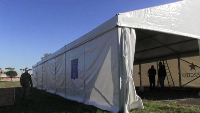Covid, Ministero Difesa: 30mila tamponi al giorno in tutta Italia