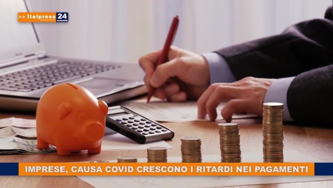 Imprese, a causa del Covid si allungano i tempi dei pagamenti