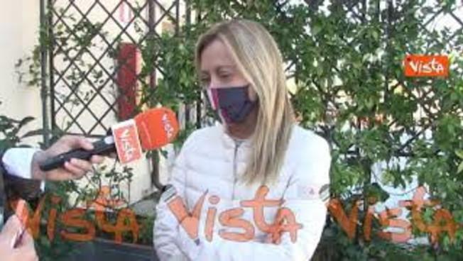 'Non possiamo permettercelo'. italia verso il lockdown: il cattivo presagio della Meloni