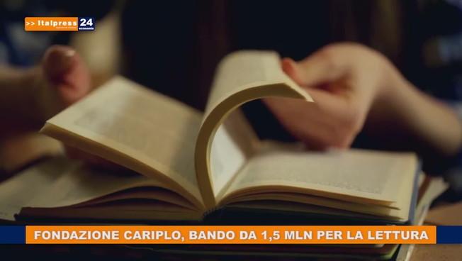 Un bando da 1.5 mln per promuovere la lettura
