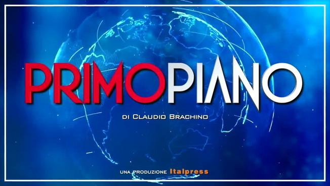 'Primo Piano' - Brachino intervista Il presidente di Fise Assoambiente Chicco Testa