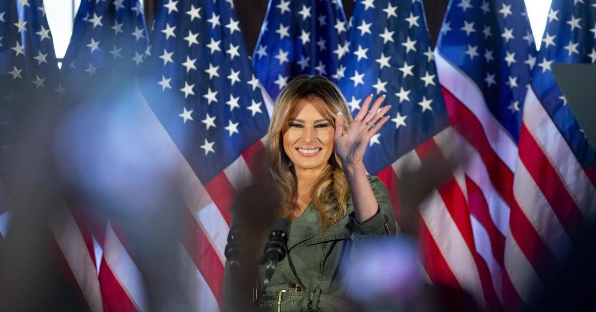 Melania Trump, le parole su Donald che nessuno si aspettava ...