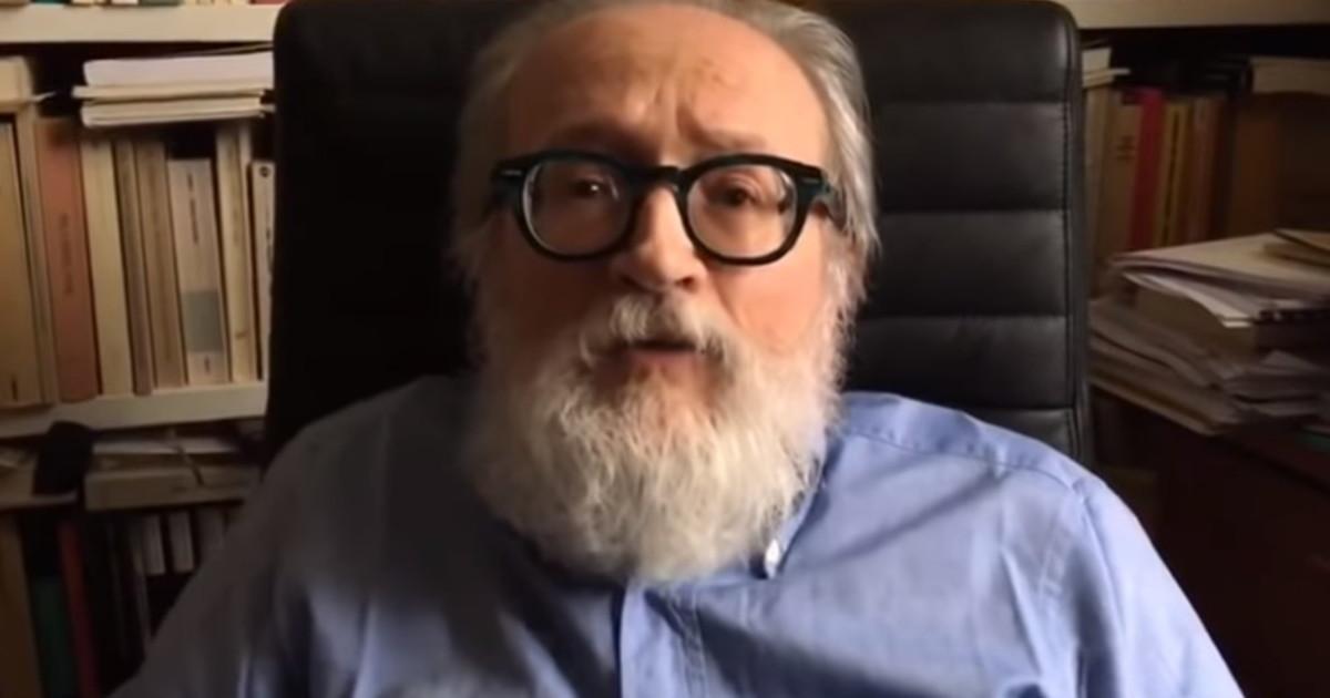 Paolo Becchi, aveva l'influenza. Picchi di morti dal 2016 al 2018? Ma nessuno sognava di distruggere un paese