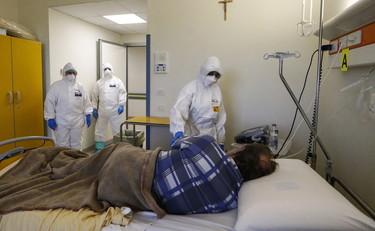 Coronavirus Record Mondiale Nella Rsa Di Foggia 70 Pazienti Tutti Positivi Al Covid Libero Quotidiano