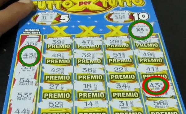 """Gratta e Vinci, panico dopo il trionfo da 2 milioni di euro: """"Pallido, sconvolto. Per lunghi minuti..."""""""