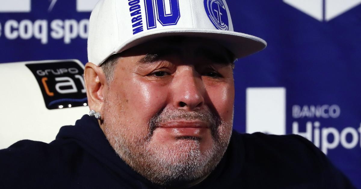 Diego Armando Maradona, la toccante coincidenza: morto il ...