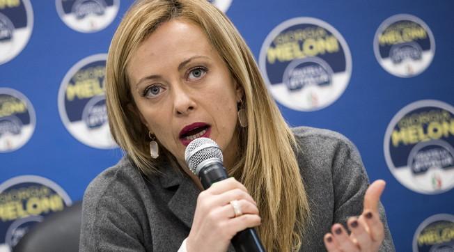 Apertura per Berlusconi?  Il tuo gioco è fallito, grazie adesso: Shame-Franceschine, Meloni Fury