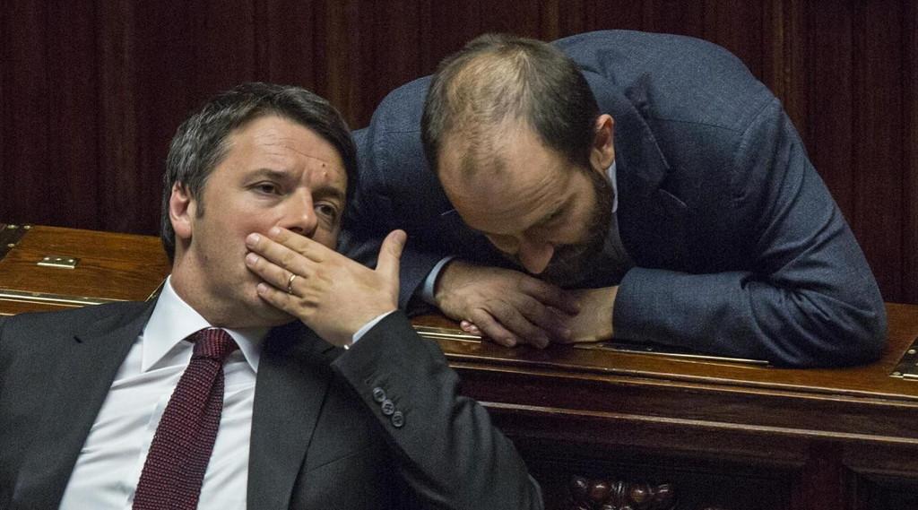 O cambia squadra o cambia lavoro.  Indiscreti, siamo in crisi: cosa dirà Renzi al Senato per far cadere il premier