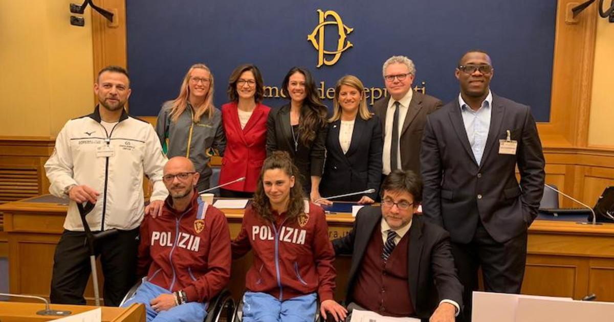 """Riforma dello Sport, esulta Giusy Versace: """"Si aprono le porte dei gruppi sportivi agli atleti paralimpici anche grazie alla mia proposta di legge"""""""