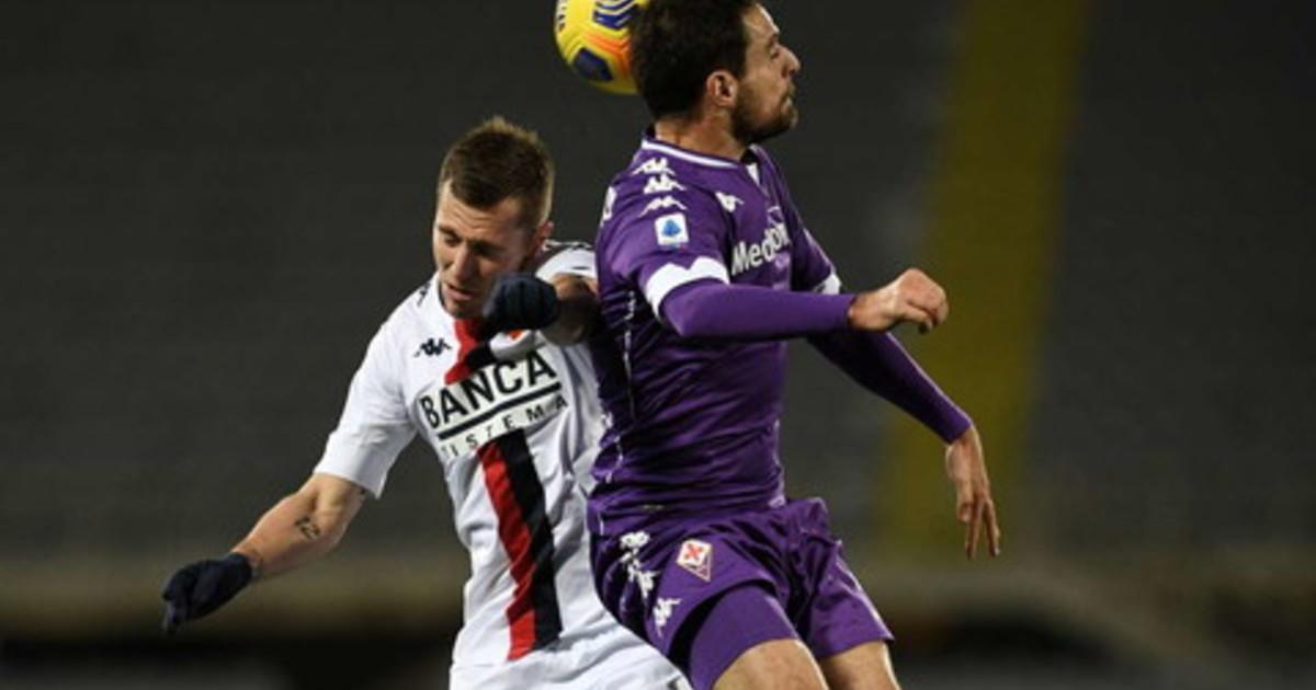Finale per cuori forti, pareggio fra Fiorentina e Genoa