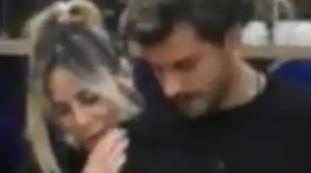 Mais *** o, picchiata e ora anche single, Stefania Orlando si avvicina a Zelletta, reazione (clamorosa) del marito
