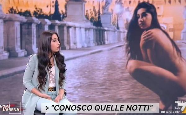 """Non è l'arena, """"feste con politici e preti, ragazze stese con la cocaina sul pube"""". La modella fa tremare Milano e Roma"""