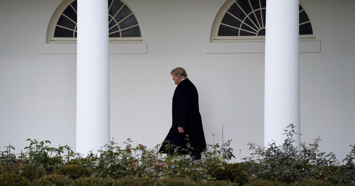 Torna a Washington per il recupero. Trump, il colpo di scena di Capodanno: perché ha lasciato i 500 invitati al mega-party